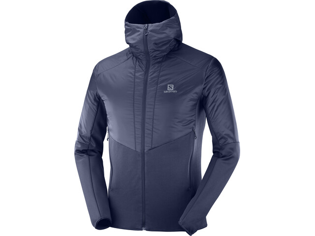 Salomon Outline Warm Jacket Herr Night Sky